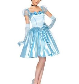 Women's Costume Cinderella Small