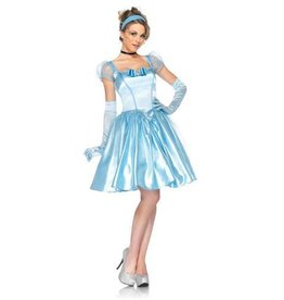 Women's Costume Cinderella Small