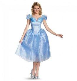 Women's Costume Cinderella Small (4-6)
