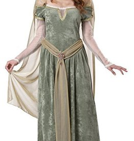 Women's Costume Queen Guinevere Medium (8-10)