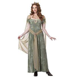 Women's Costume Queen Guinevere Medium (8-10)