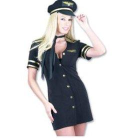 Women's Costume Flight Captain