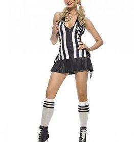 Women's Costume Half Time Referee Medium/Large