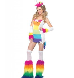 Women's Costume Magical Unicorn S/M