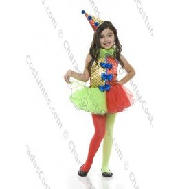 Children's Costume Giggles the Clown