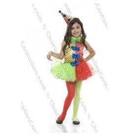 Children's Costume Giggles the Clown