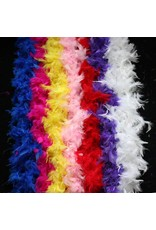 Brown Feather Boa