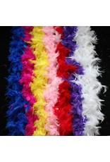Fuchsia Feather Boa 60GM