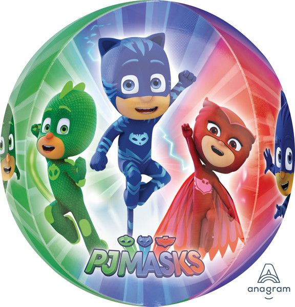 "PJ Masks 22"" Bubble Balloon"