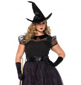 Women's Costume Darling Spellcaster 3X-4X
