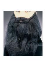Black Beard & Moustache