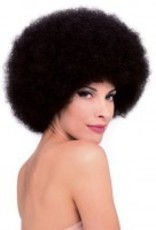 Deluxe Afro Brown Wig