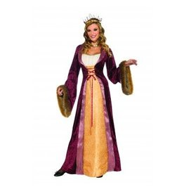 Women's Costume Milady Of The Castle Medium