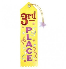 Award Ribbon 3rd Place