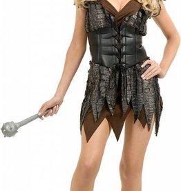 Women's Costume Barbarian Babe