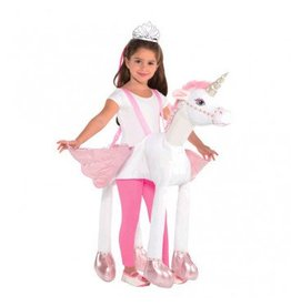 Children's Costume Ride-On Unicorn Child Standard
