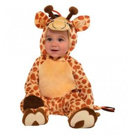 Infant Costume Junior Giraffe 6-12 Months