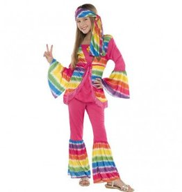 Children's Costume Groovy Girl Large