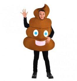 Children's Costume Pooper One Size