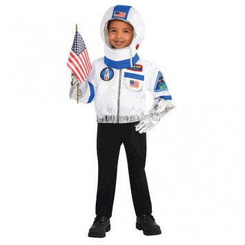 Children's Costume Astronaut Kit Small