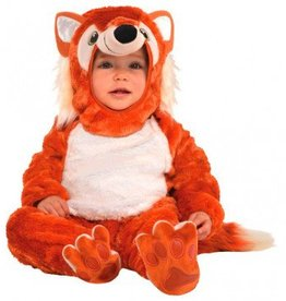 Infant Costume Furry Fox 6-12 Months
