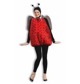 Women's Costume Lady Bug Standard