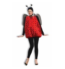 Women's Costume Lady Bug Standard