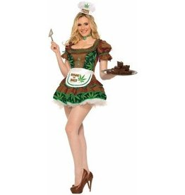 Women's Costume Brownie The Baker