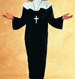 Women's Costume Nun Standard
