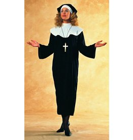 Women's Costume Nun Standard