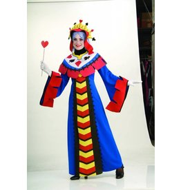 Women's Costume Playing Card Queen
