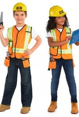 Children's Costume Construction Worker Small