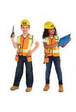 Children's Costume Construction Worker Small