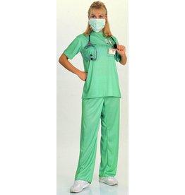 Women's Costume ER Doctor