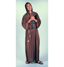 Men's Costume Brown Monk Robe