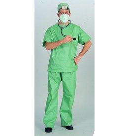 Men's Costume Doctor Standard