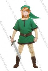 Children's Costume Elf Warrior