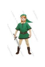 Children's Costume Elf Warrior