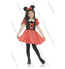 Children's Costume Little Miss Mouse