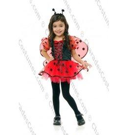 Children's Costume Love Bug Xsmall (4-6)