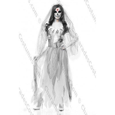 Dia De Muertos (Day Of The Dead) Mask