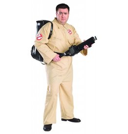 Men's Costume Ghostbuster XL