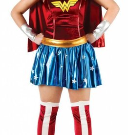 Women's Costume Wonder Woman Plus Size