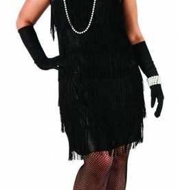 Women's Costume Flapper XL