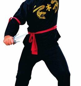 Men's Costume Ninja Standard