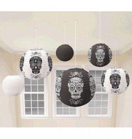 Black & Bone Lanterns