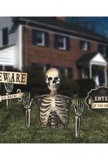 Boneyard Yard Stakes