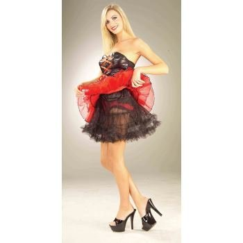 Black Crinoline (Plus Size)