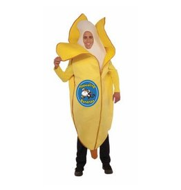 Men's Costume Appealing Banana