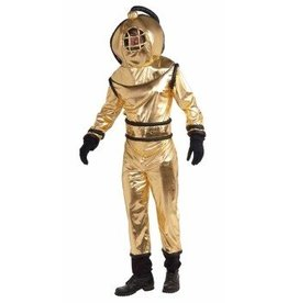 Men's Costume Deep Sea Diver